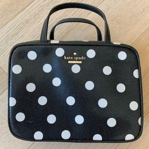 Kate Spade Small Cosmetic/Toiletry Bag